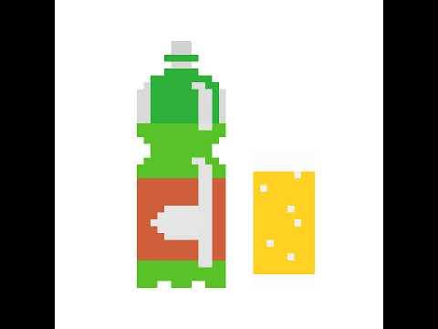 Piksel limonata boyama