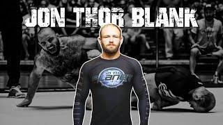Thor's Lightning Fast Heel Hooks at EBI Combat Jiu-Jitsu | Jon Thor Blank