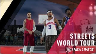 NBA LIVE 19 – Global Courts Trailer