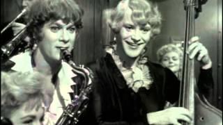 """""""В джазе только девушки"""" (Some Like It Hot) 1959"""