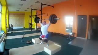 """#Тяжелаяатлетика """"НетПрыжкаНетРывка"""" Weightlifting"""