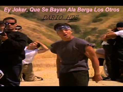 Ey Joker,Que se Bayan Ala Verg* Los Otros - Dario Hdz 'Personal''