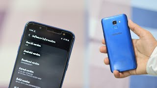 Samsung j6 infinity android 10 update one ui 2 review new features and changes