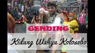 Gending Kidung Wahyu Kolosebo | Versi Jaranan