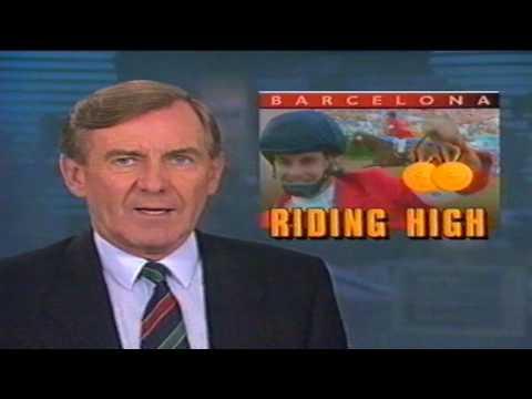 1992 Summer Olympics Barcelona _ Australian Performances