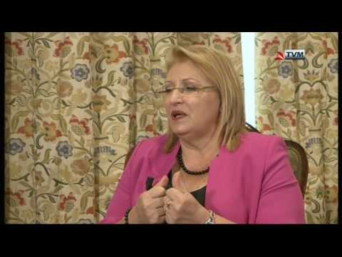 Corazon & Friends Interview President Marie-Louise Coleiro Preca on TwleveTo3