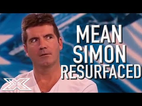 Simon Cowell's MEANEST Moments on The X Factor UK | X Factor Global