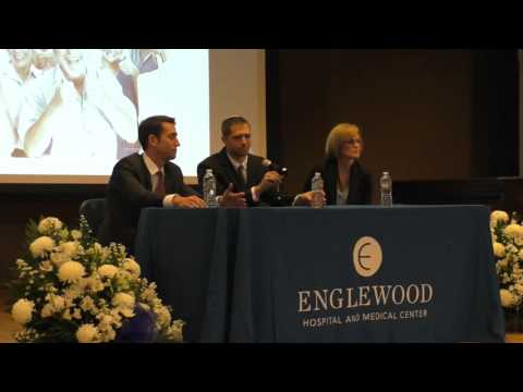 Dr. Eitan Okun: Developing a Vaccine for Alzheimer's - Centennial Guest Lecture - 5 of 6