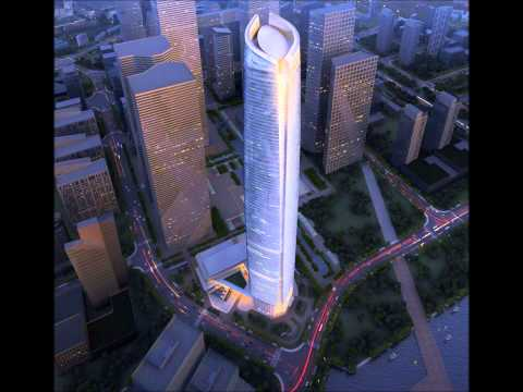 Wuhan Supertall Projects (26.10.2013)
