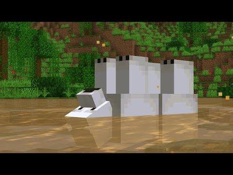 Медовый рай Minecraft