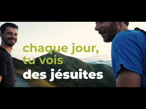 Chaque jour, vous voyez des jésuites...❓❕ #jesuitvocations