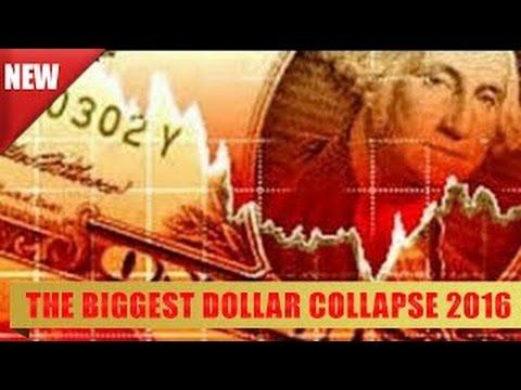 USA - Dollar Collapse Coming Economic Forecast 2016