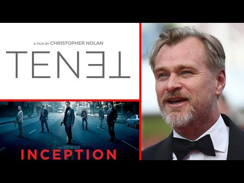 Christopher Nolan Teaser Trailer For TENET / Is It A Sequel To Inception?
