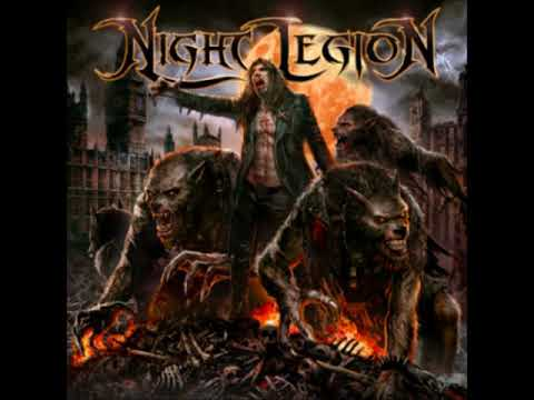 Night Legion - Night Legion {Full Album}