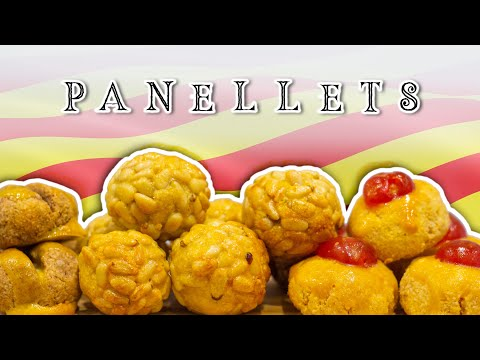 PANELLETS the CATALAN