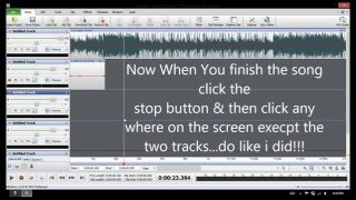 How to record a song in MixPad.mp4