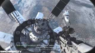 Call Of Duty Ghosts Gameplay PC HD 1080p [GTX 760 OC 4GB]