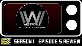 Westworld Season 1 Episode 5 Review w/ Corlandos Scott | AfterBuzz TV