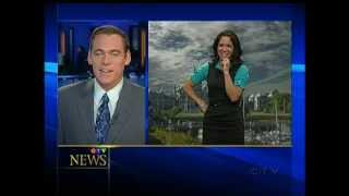 CTV Vancouver Island Anchor Misuses 'Canoodle' Live On-Air