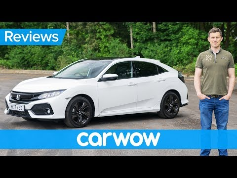 Honda Civic 2018 in-depth review | carwow Reviews