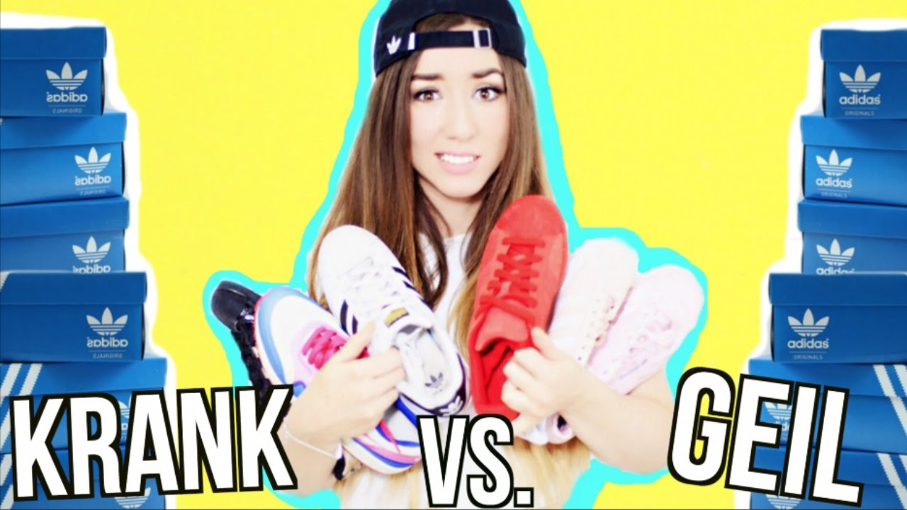 krank vs geil brauchen 14 j hrige m dchen kinder 1000 sneaker yeezy schuhe haul. Black Bedroom Furniture Sets. Home Design Ideas