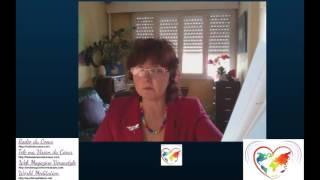 """Patricia Bonneville """"Constellations systémiques""""  1/3"""