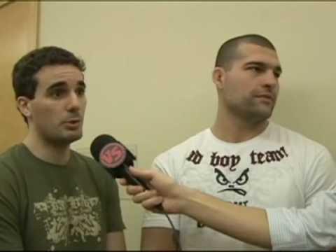 UFC 104: Mauricio Shogun Rua a...