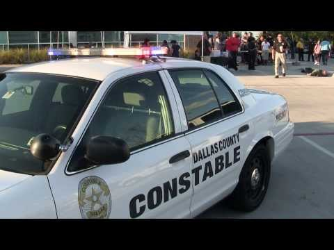 Constable Williams Hosts National Night Out Health and Safety Fair