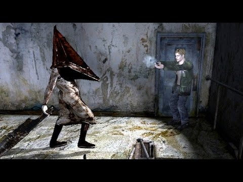 Silent hill Homecoming - Final Pyramid head ( HD 1080p ...Silent Hill Revelation Pyramid Head Fight Scene