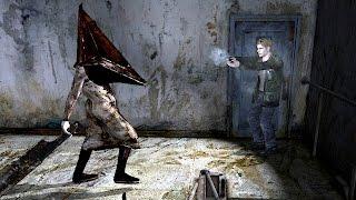 Silent Hill 2 | Boss: Pyramid Head