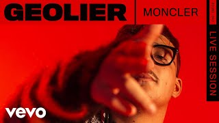 Geolier - Moncler (Live) | ROUNDS | Vevo