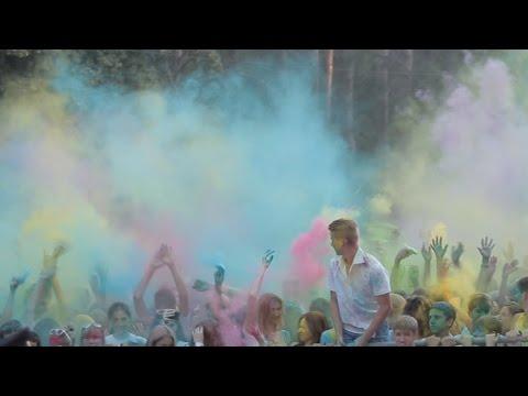 Фестиваль красок | LUX Studio