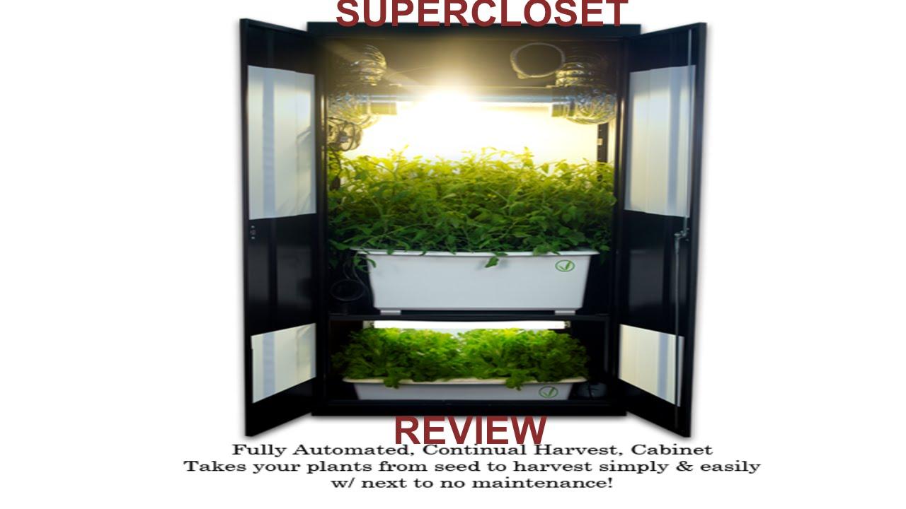Merveilleux SuperCloset Review   YouTube