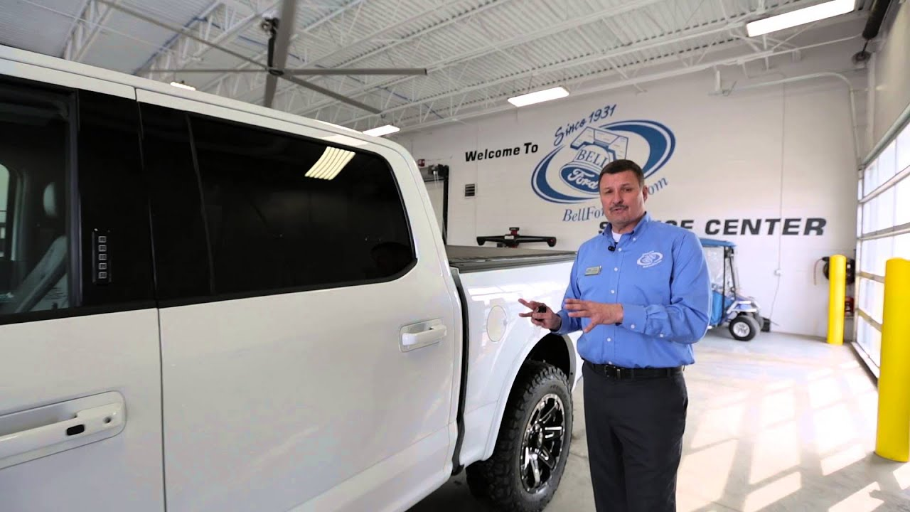 2016 Ford F150 Review of Truck Features | Ford F150 Truck | Bell Ford Dealership near Madison WI - YouTube  sc 1 st  YouTube & 2016 Ford F150 Review of Truck Features | Ford F150 Truck | Bell ... markmcfarlin.com