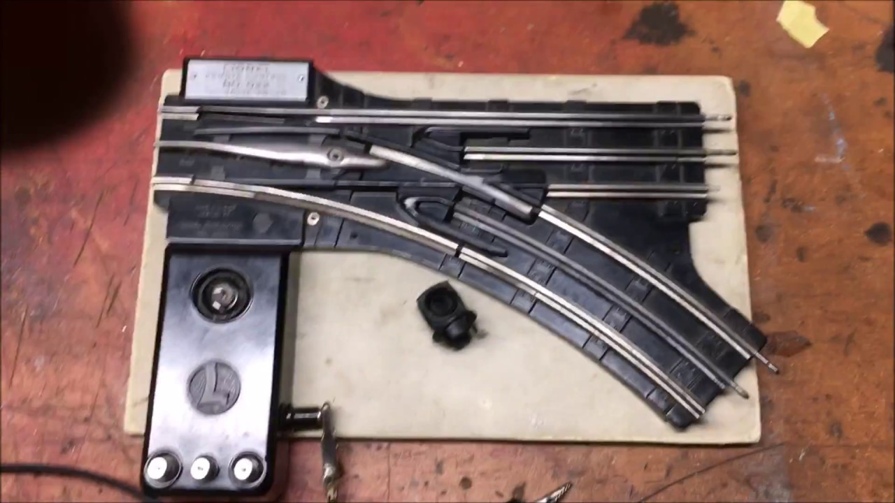 small resolution of herb u0027s refurbishing postwar lionel 022 remote switch tracks youtubeherb u0027s refurbishing postwar lionel