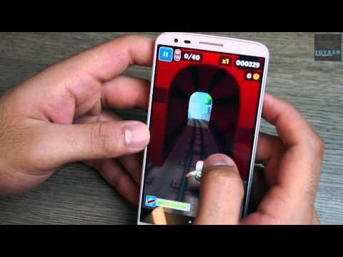 LG G2 Gaming Review