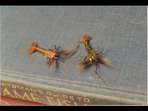 Tying a Crayfish Fly