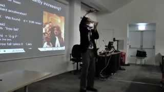 Was 911 An Inside Job? University of Kent, UK Part 1