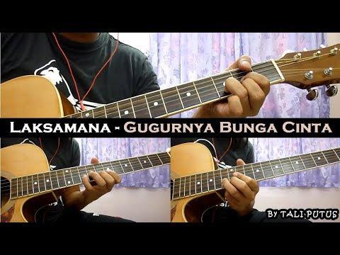 Laksamana - Gugurnya Bunga Cinta (Instrumental/Full Acoustic/Guitar Cover)