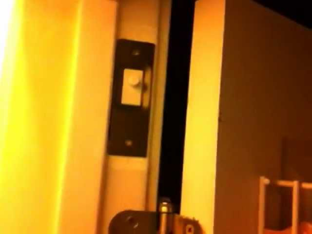 Automatic Pantry Door Light Switch Youtube