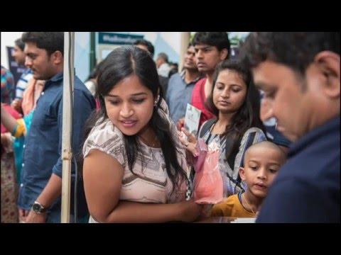 Bangalore Event Promotion Video   Blue Stone Jewellery   Infosys Bangalore