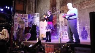 Macarena dance at the Drag show!
