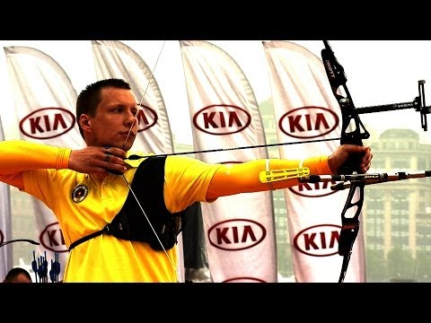 Recurve Men Team Bronze - Stage 1 : SHANGHAI - Archery World Cup 2014