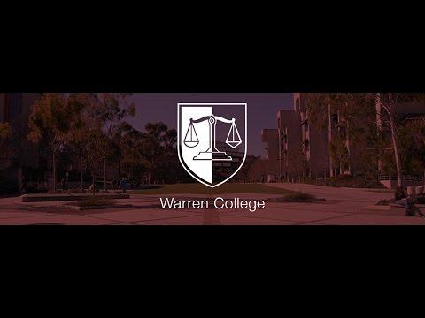 2013 Earl Warren College Commencement