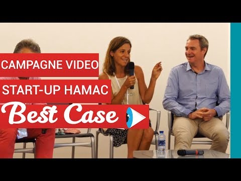 Campagne vidéo digitale : comment la start-up Hamac Paris dé