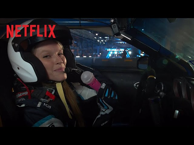 Hyperdrive | Will This Racer Have a Mic Drop Moment? | Netflix