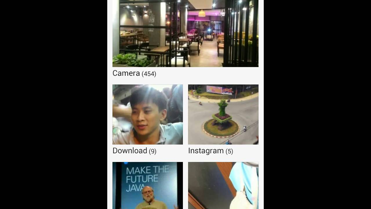 Android Multiple Select Image From Gallery and Camera(UI) - Thanhcs94