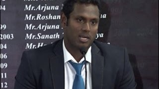 Sri Lanka Cricket - England tour press conference -2016-07-08