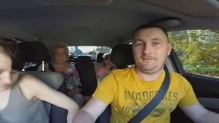 01 Поездка в Крым 2016 на машине из Архангельской области. Часть 01.