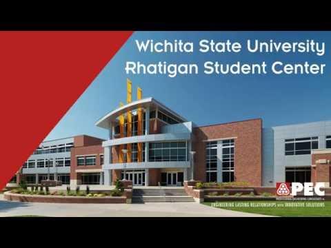Rhatigan Student Center - Wichita State University
